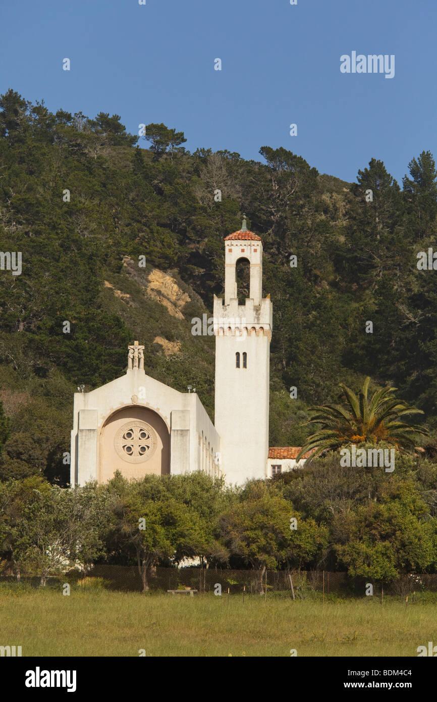 Carmelite Monastery, Carmel, California Stock Photo
