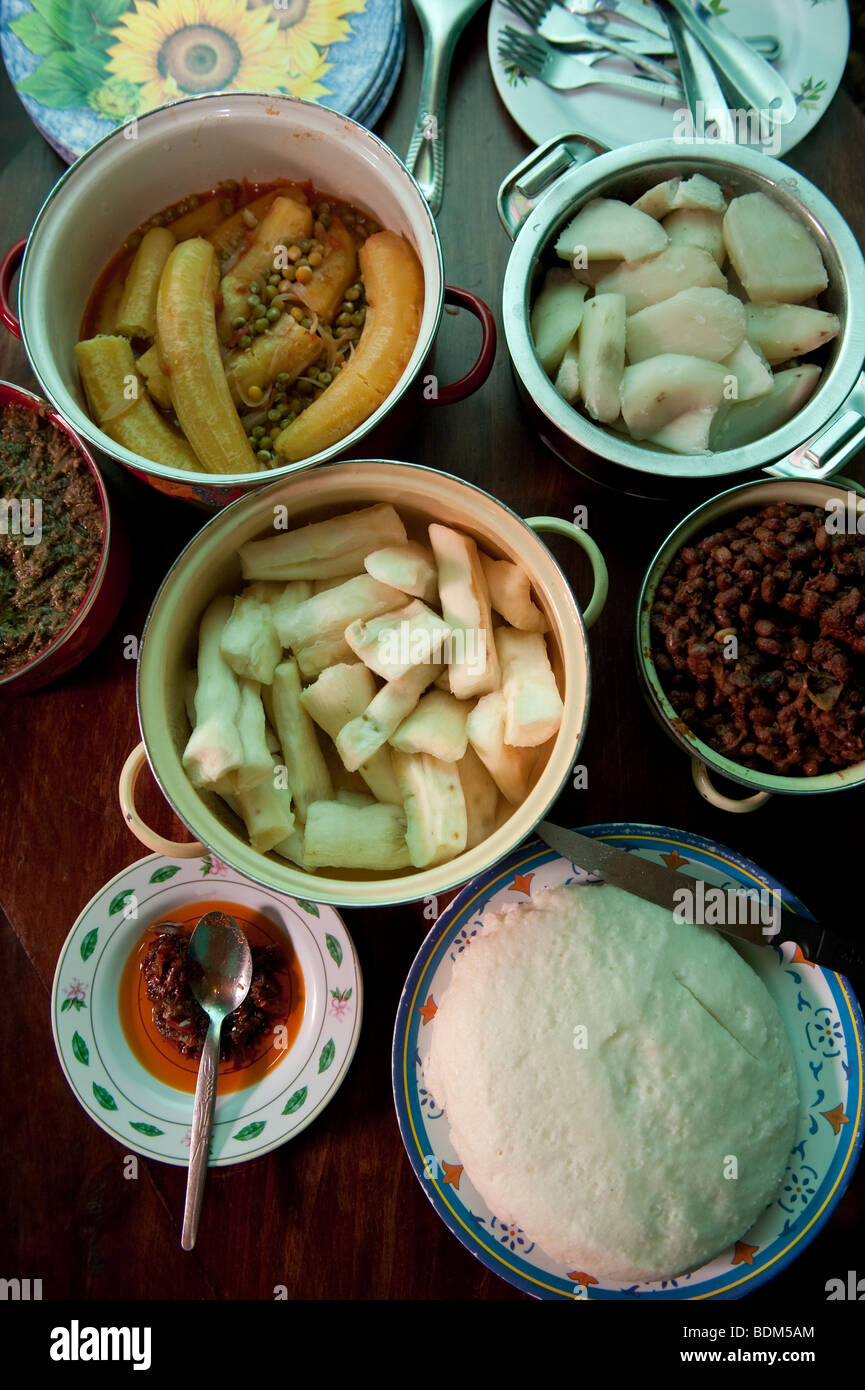 Rwandan Cuisine High Resolution Stock Photography And Images Alamy