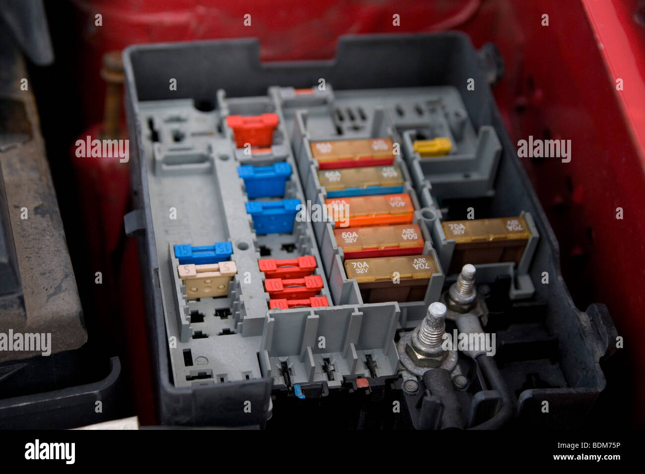 Citroen Berlingo Fuse Box