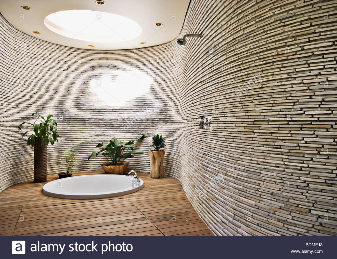 Sunken Bathtub Stock Photos & Sunken Bathtub Stock Images - Alamy on bathroom designs with tub shower combos, bathroom garden tub decorating ideas, bathroom with corner jacuzzi tub, bathroom design with whirlpool tub, bathroom design with clawfoot tub, bathroom remodel with corner tub, bathroom design ideas, bathroom design trends 2015, bathroom jacuzzi decorating ideas, bathroom shower soaking tub, tuscan sun spa hot tub, bathroom design with black tub, bathroom floor tile ideas, bathroom garden tub decor ideas, bathroom corner tub with shower ideas, master bathroom design with soaking tub, bathroom designs corner bath tubs, bathroom wall for tv,