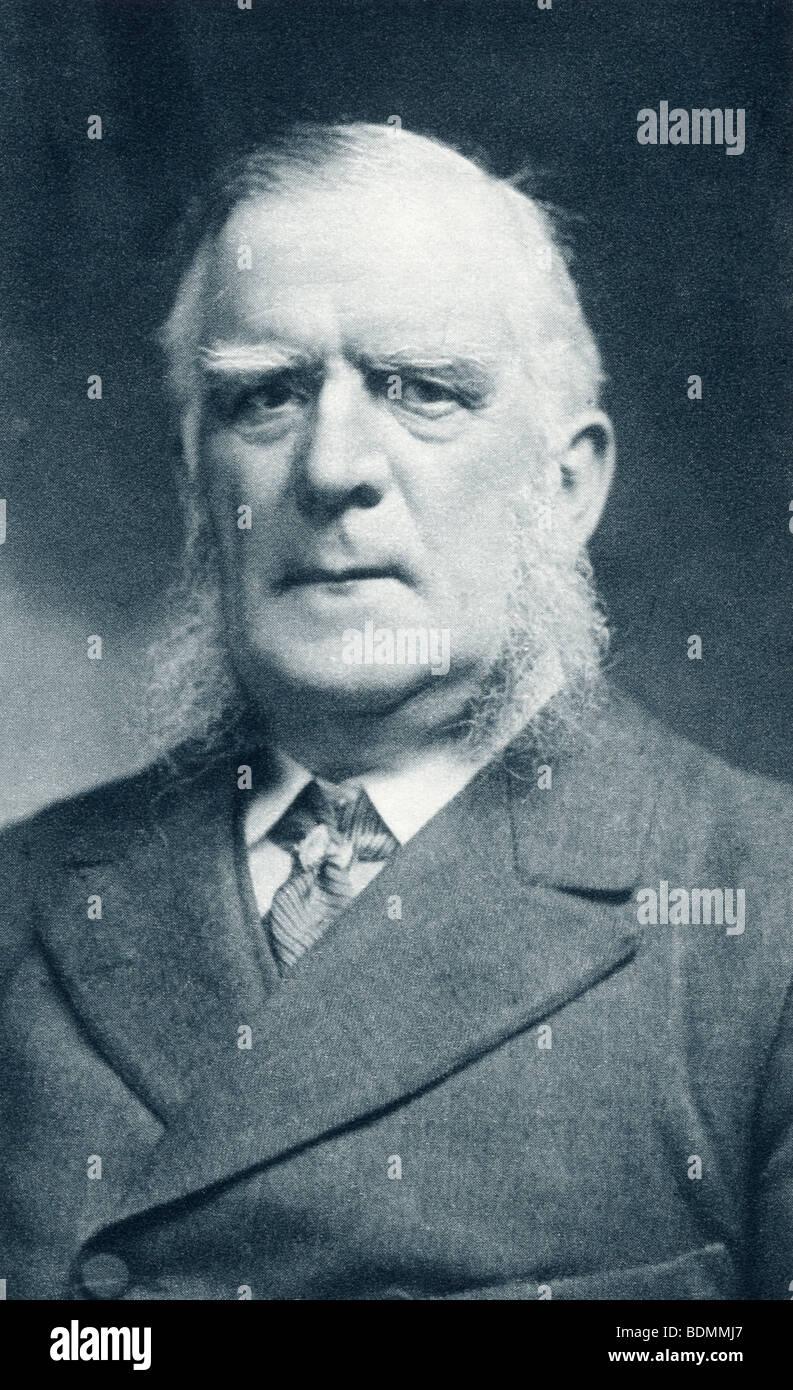 Sir Edward Clarke QC 1841 to 1931 - Stock Image