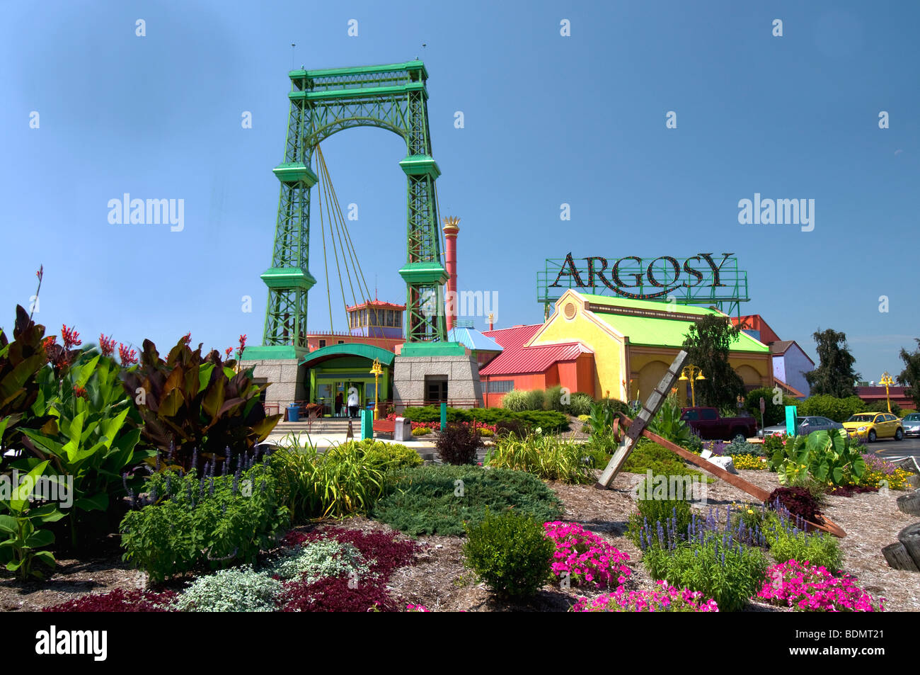Argosy Casino On The Mississippi River In Alton Illinois
