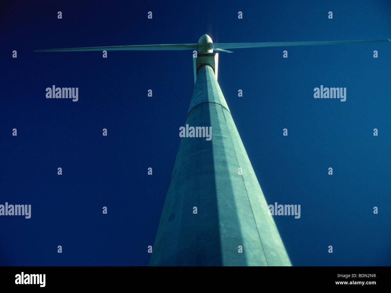 Washington State windmills - Stock Image