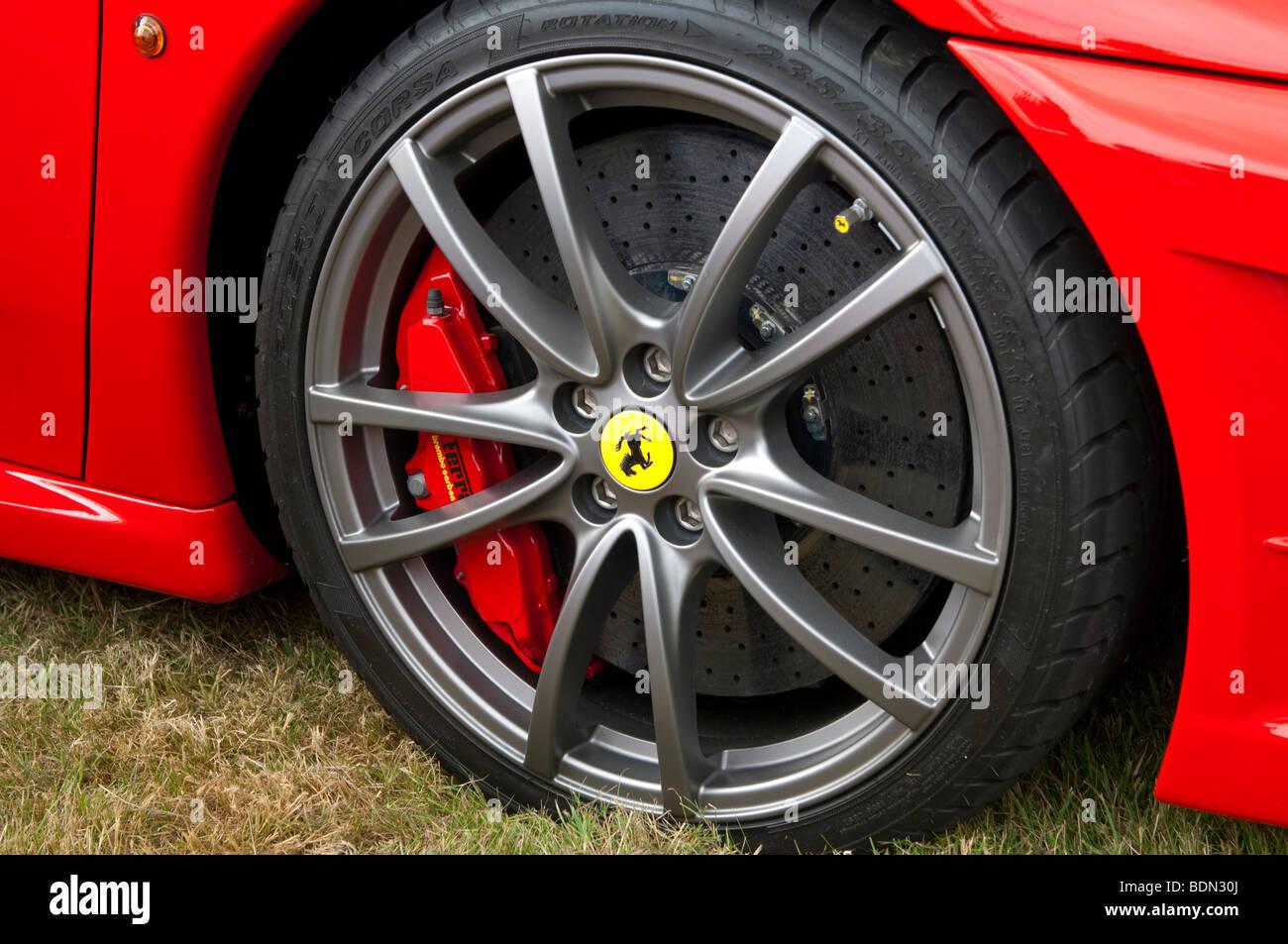 Ferrari Brake Caliper Stock Photos \u0026 Ferrari Brake Caliper