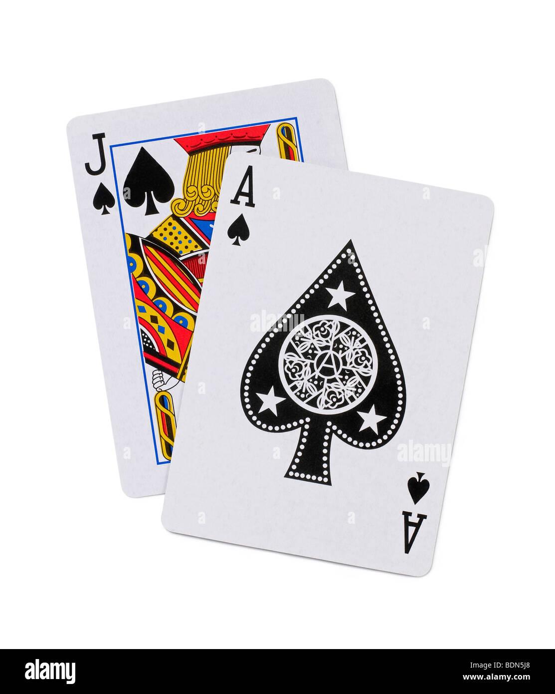 Blackjack jack of spades online gambling canada real money
