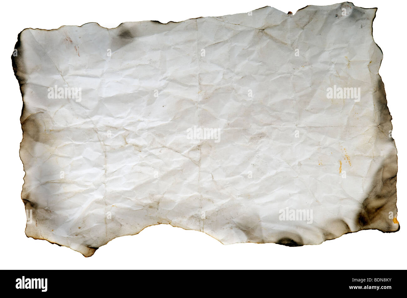 Old dirty paper grunge background - Stock Image