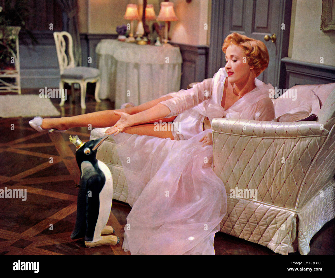 HIT THE DECK  - 1955 MGM film with Jane Powell - Stock Image