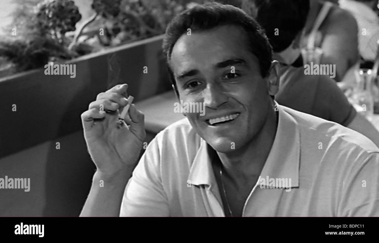 Il Sorpasso Year : 1962 Director : Dino Risi Vittorio Gassman, - Stock Image