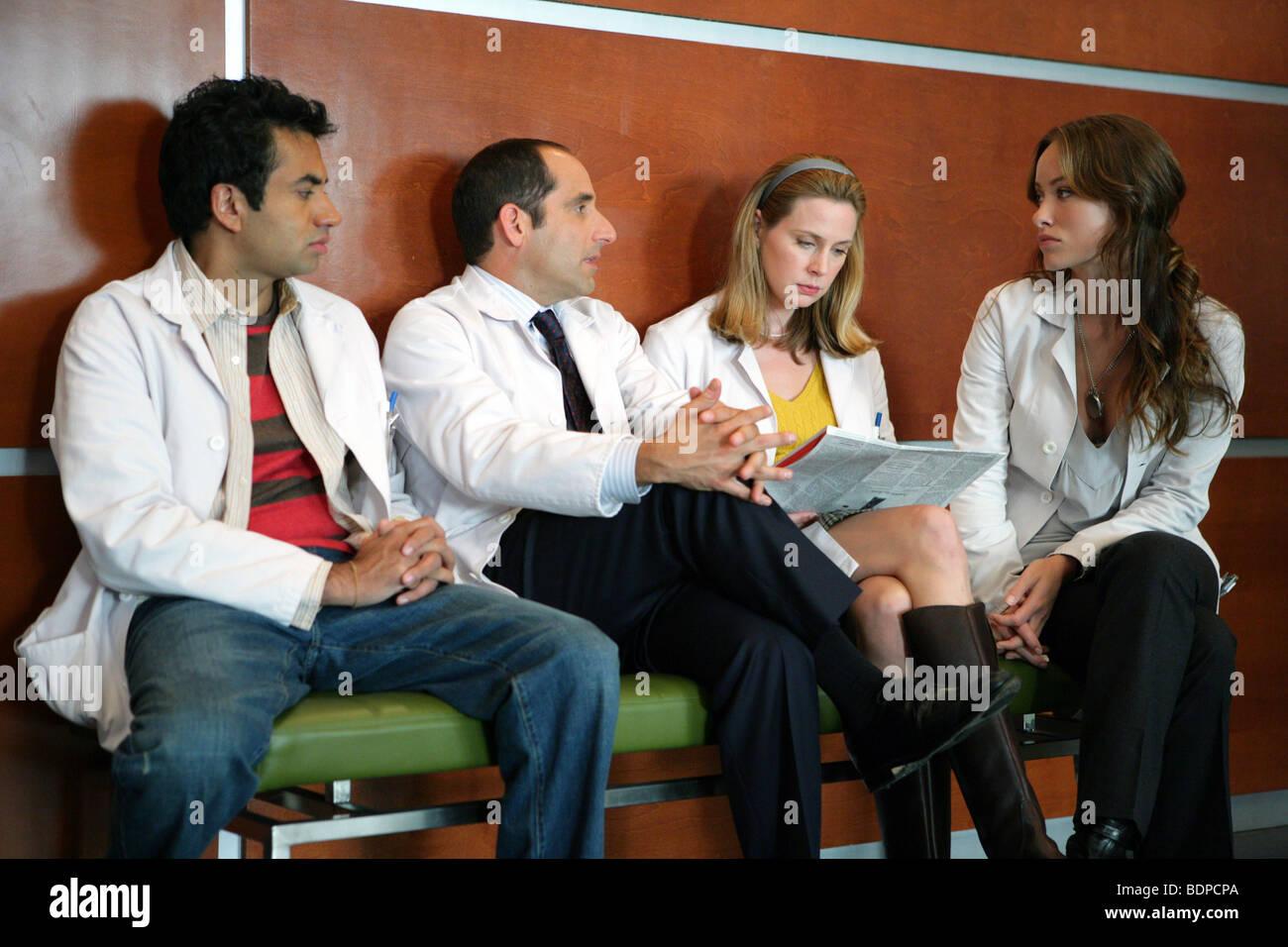 House M D  TV Series 2004 - ???? USA 2007 Season 4, episode 8 Stock