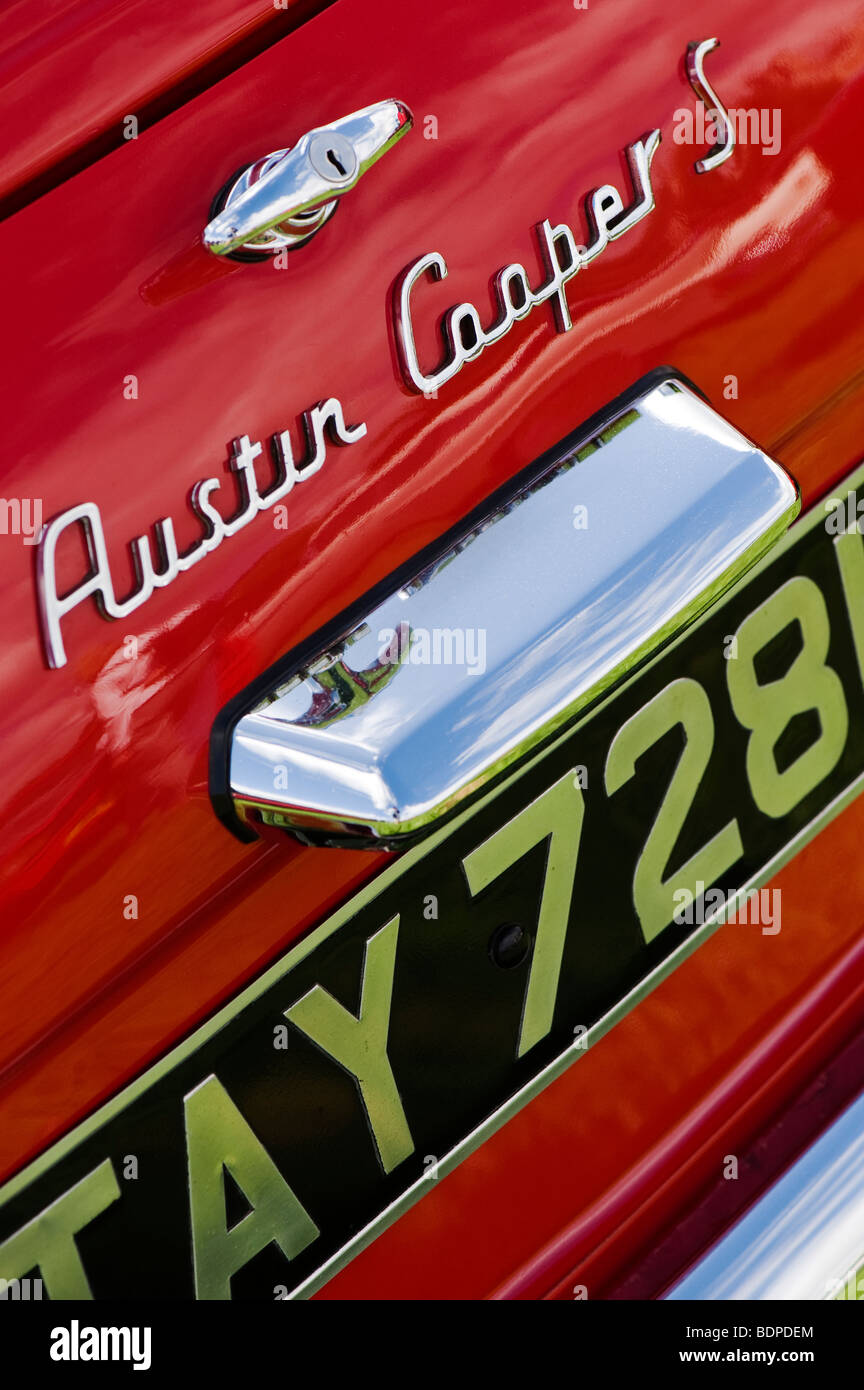 Austin Mini Cooper S Stock Photos Austin Mini Cooper S Stock