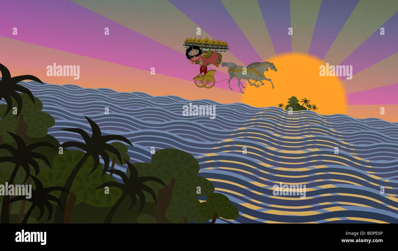 Ramayan 2008 Episode 34