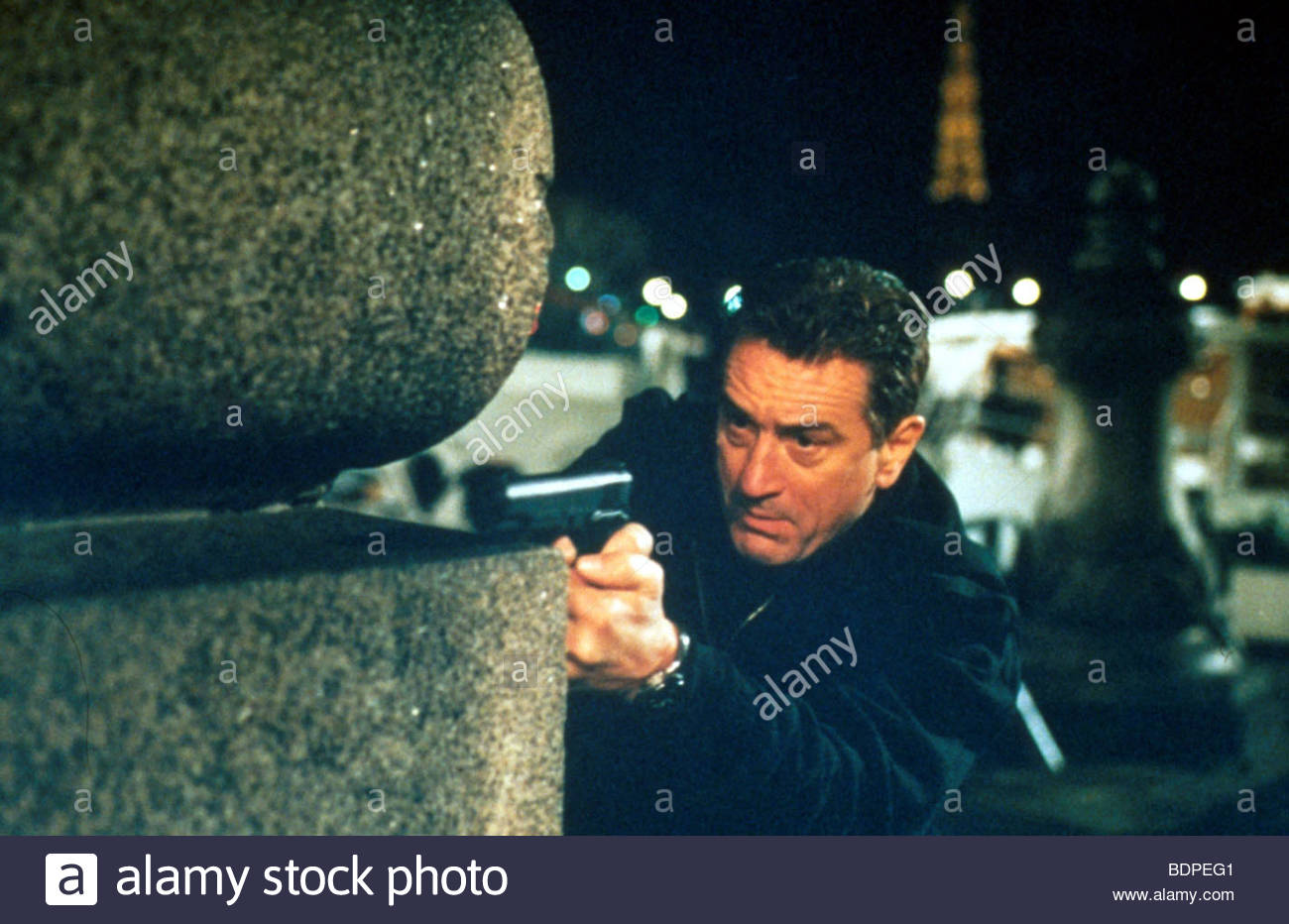 Ronin Year: 1998 Robert De Niro  Director : John Frankenheimer  Photo Patrick Camboulive - Stock Image