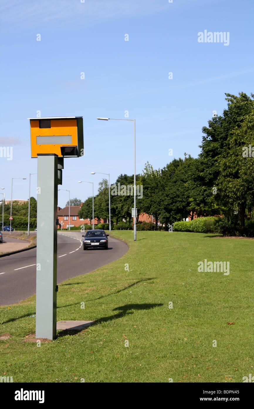 Road radar, Birmingham UK 2009 - Stock Image
