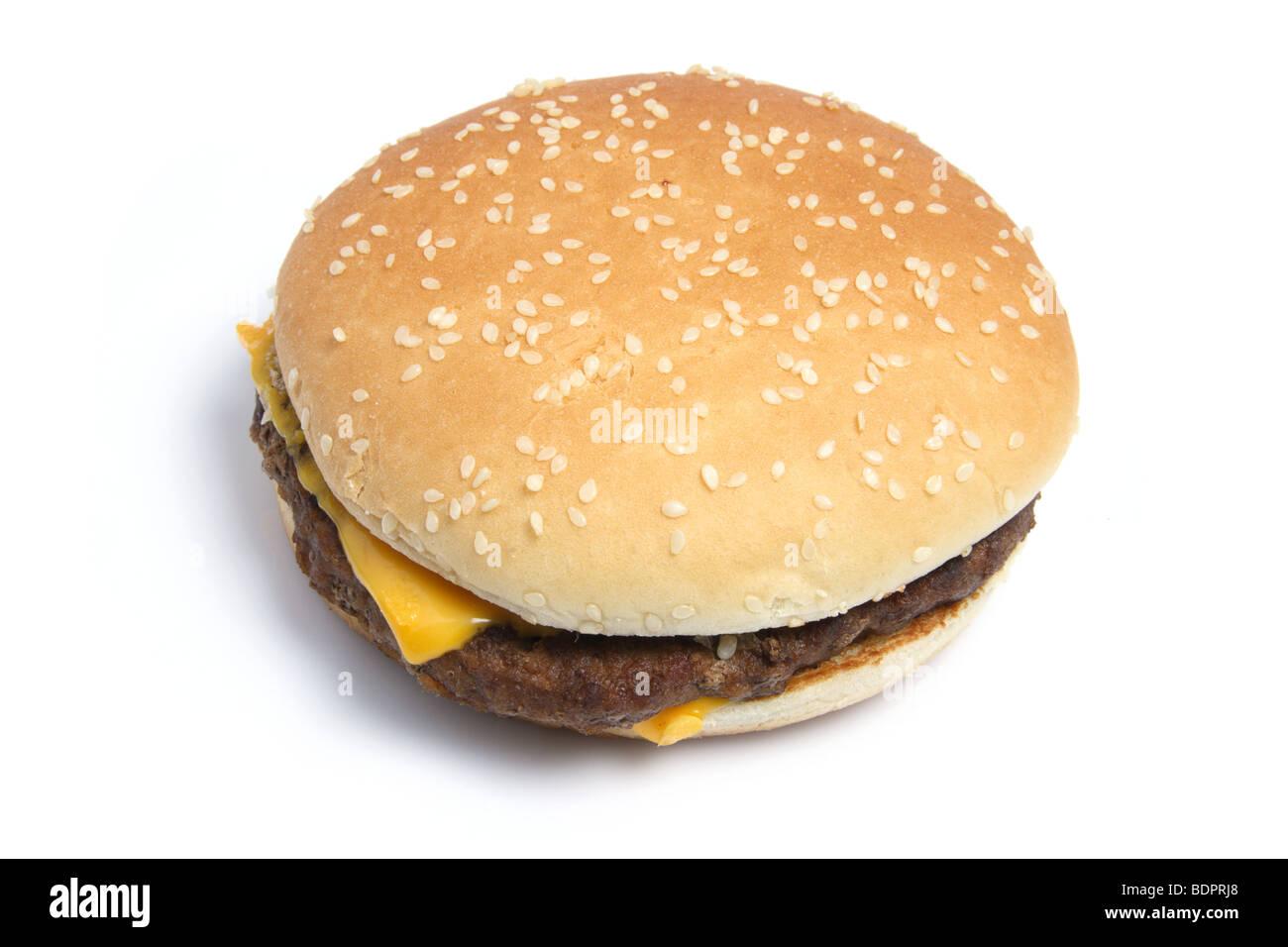 Hamburger - Stock Image