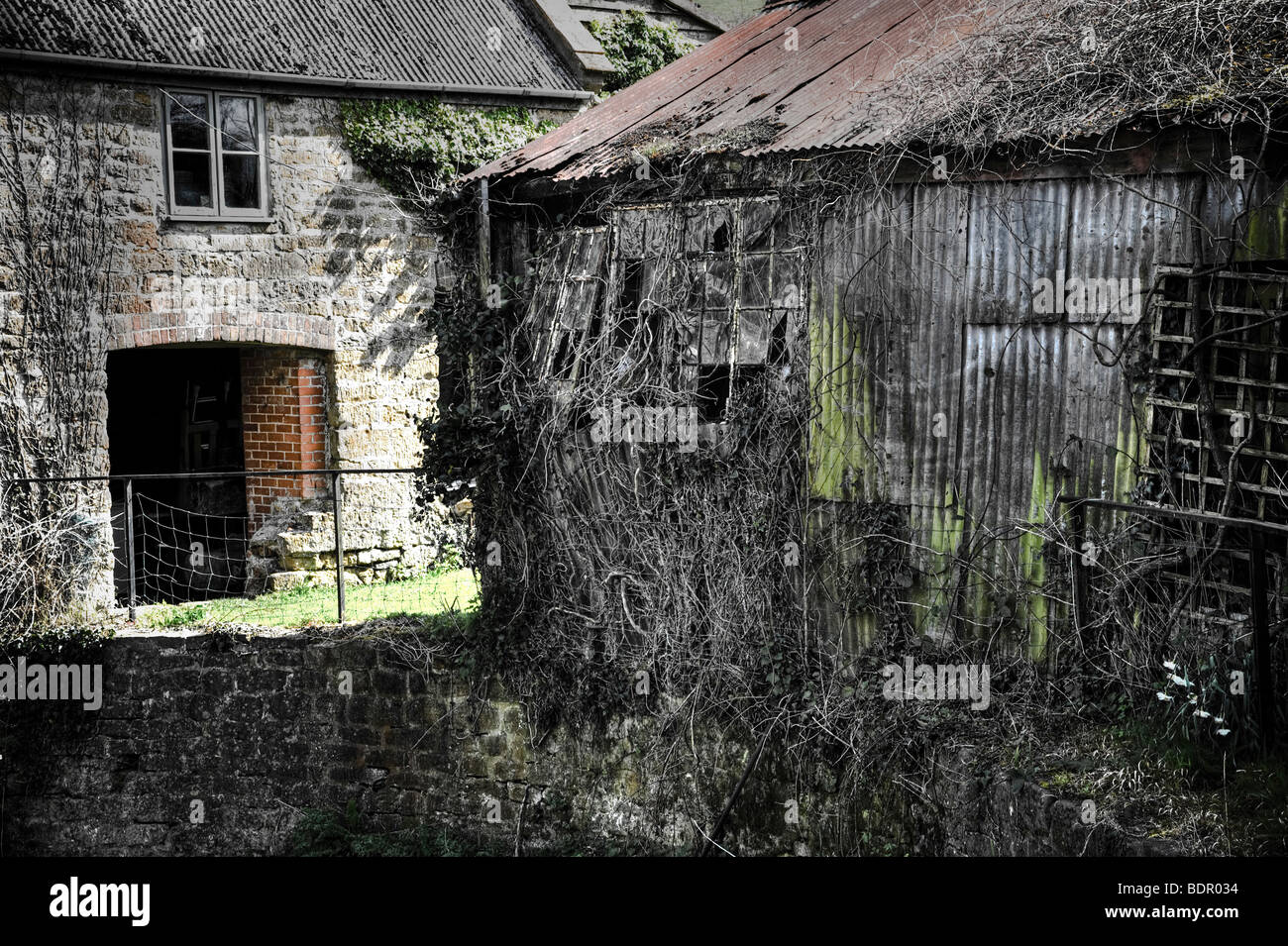 Old Farm Buildings Uk Stock Photos Amp Old Farm Buildings Uk