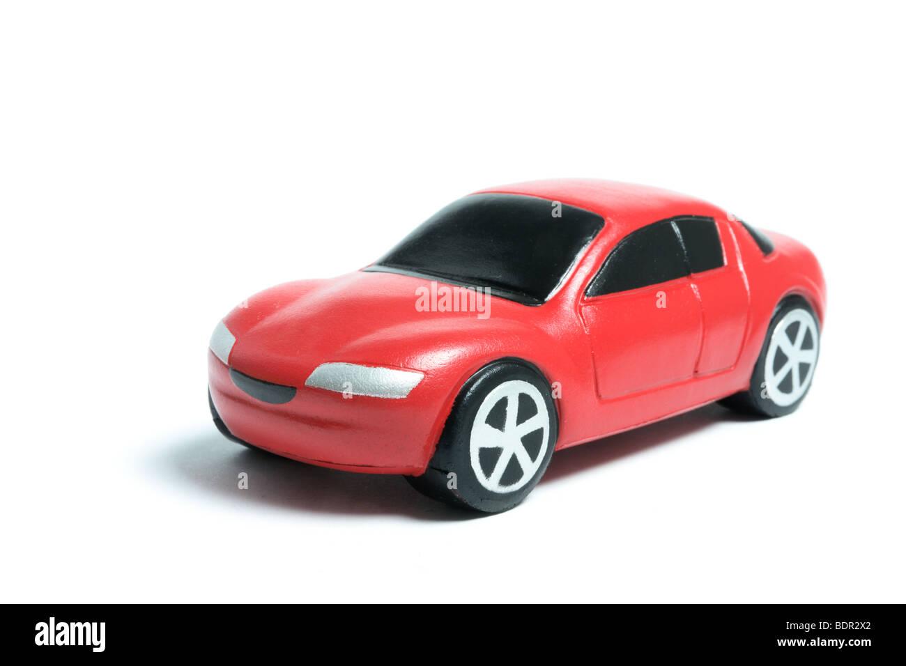 Miniature Car Stock Photo