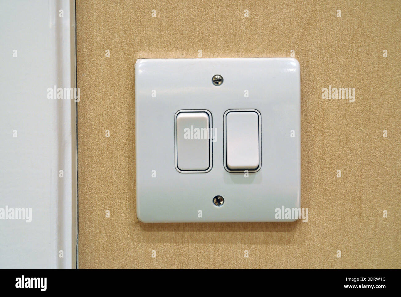 Two Light Switches Stock Photos & Two Light Switches Stock Images ...