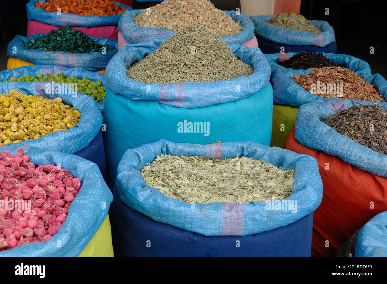 Moroccan Spices Stock Photos & Moroccan Spices Stock Images - Alamy