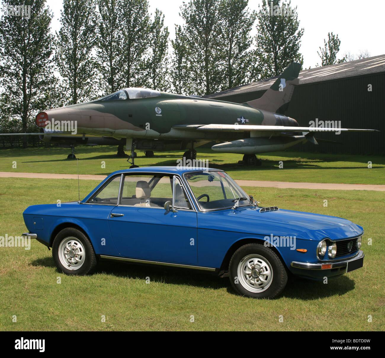 Lancia Fulvia - Stock Image