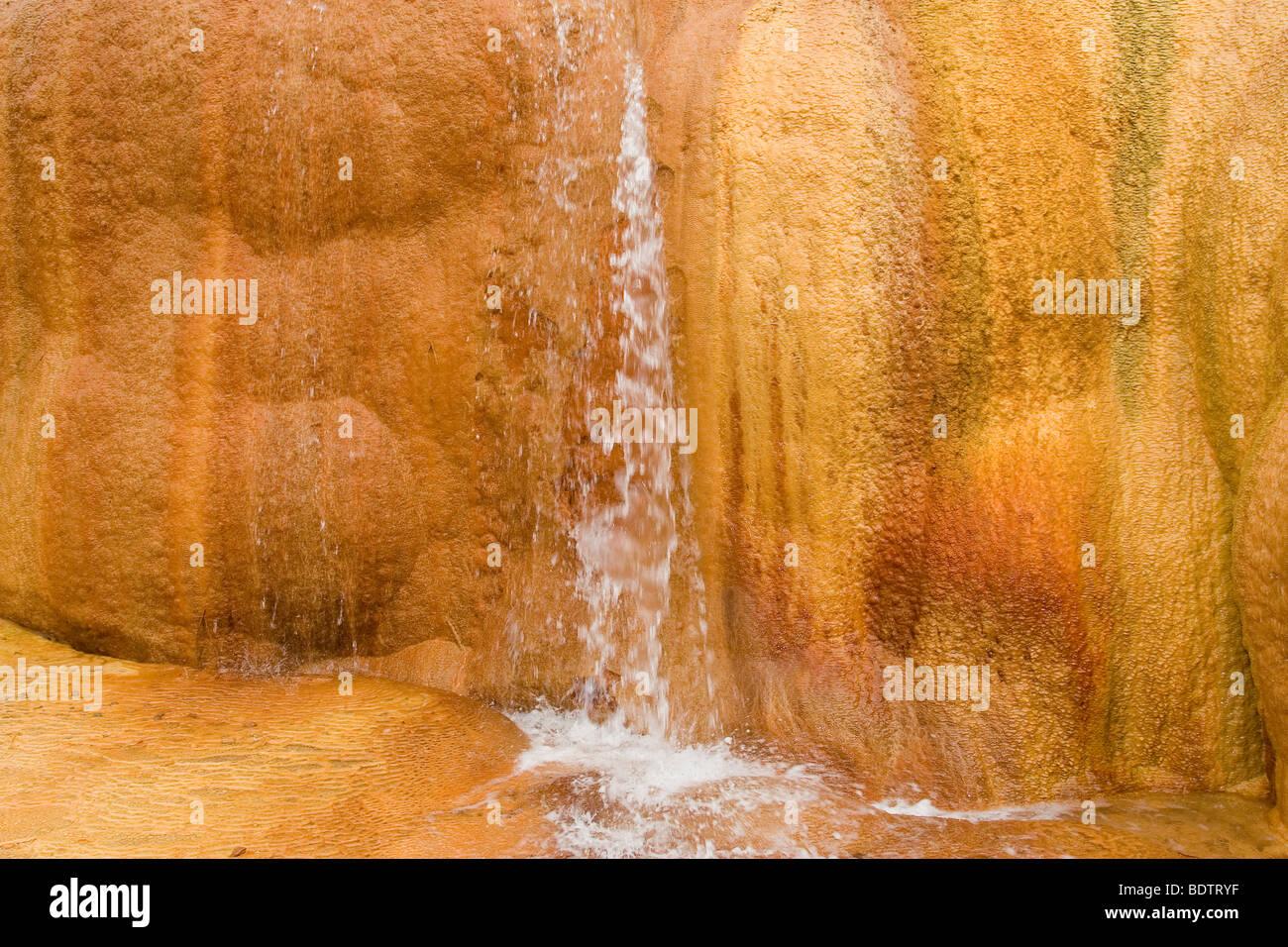 Geysir von Ampefy, Madagaskar, Afrika, Madagascar, Africa - Stock Image