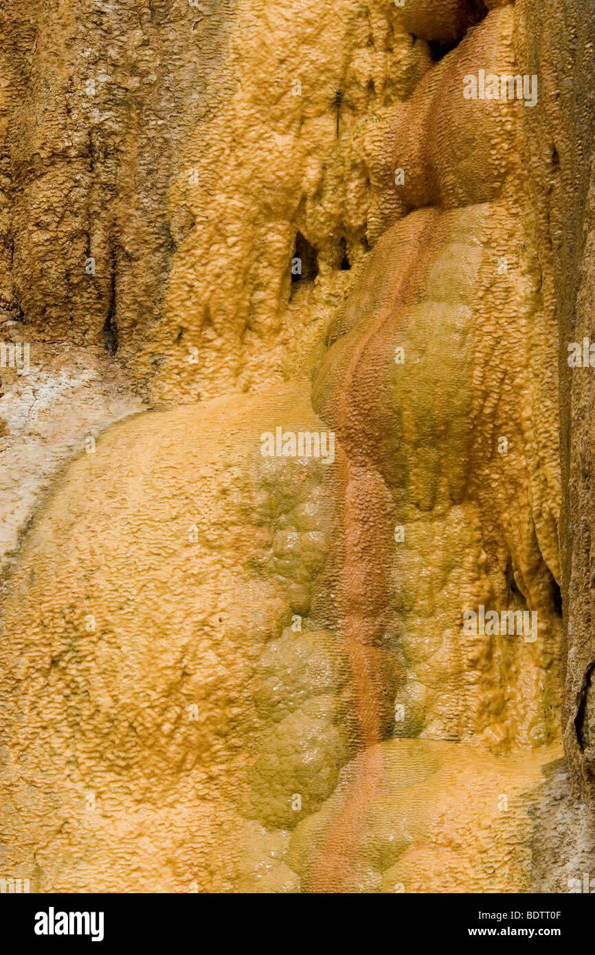 Geysir von Ampefy, Madagaskar, Afrika, Madagascar, Africa, Detail - Stock Image