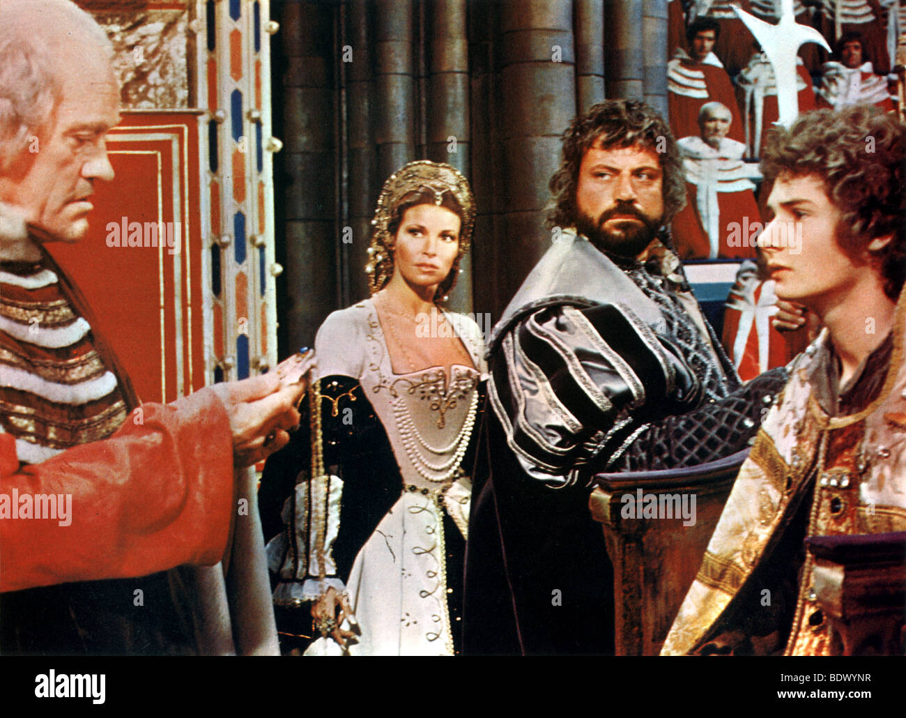 THE PRINCE AND THE PAUPER - 1977 IFP film with Oliver Reed second