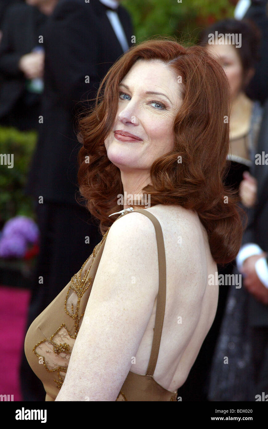 ANNETTE O'TOOLE - US film actress who played Lana Lang in Superman III in 1983 Stock Photo