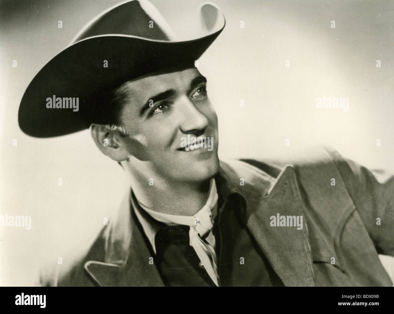 CARL SMITH - US County and Western musician - Stock Image