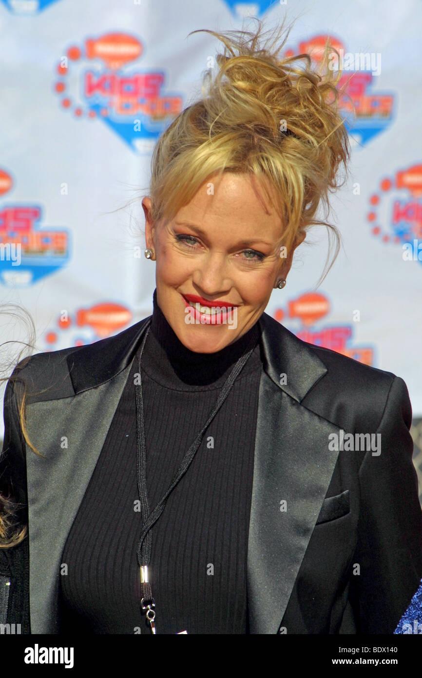 MELANIE GRIFFITH - US film actress - Stock Image