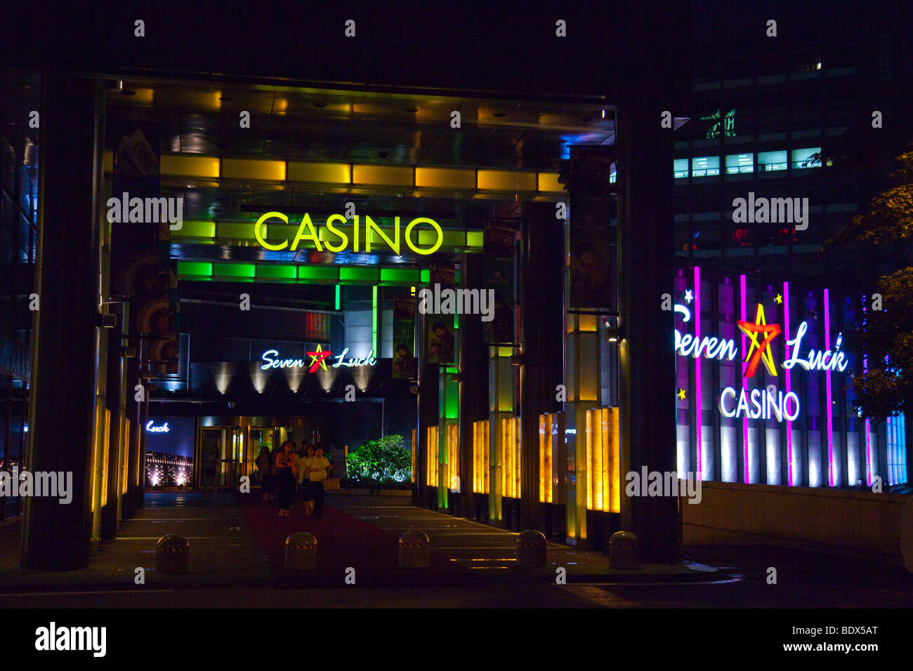 seven luck casino gangnam-gu seoul south korea