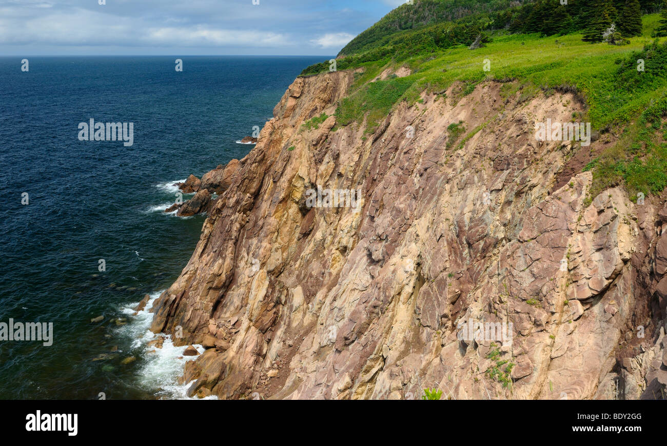 Steep Cliffs