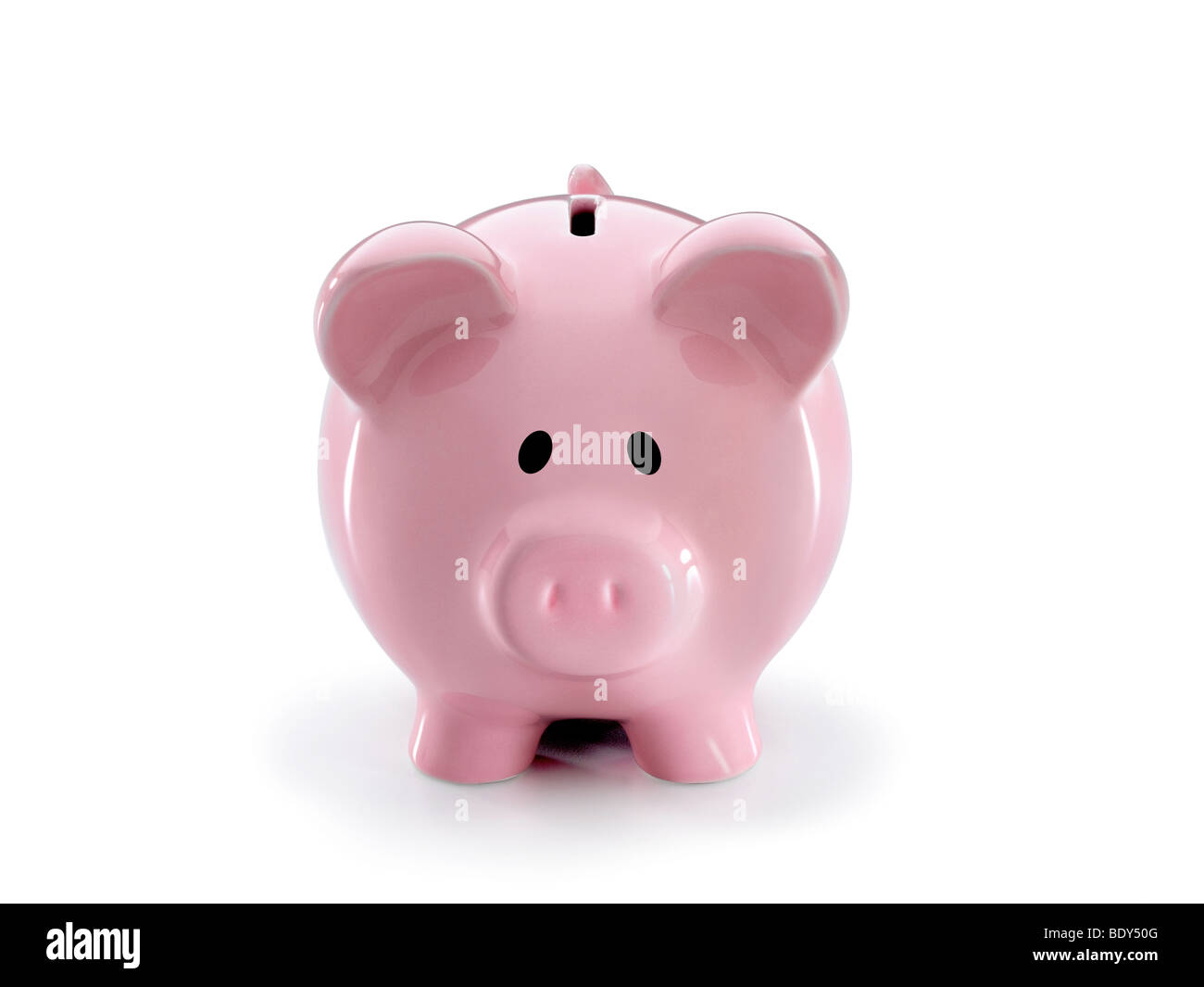 piggy bank - Stock Image