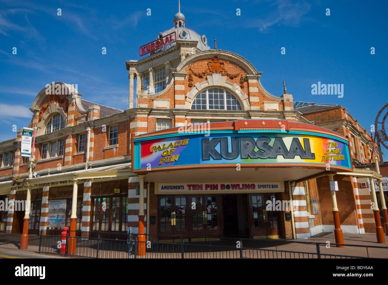 The Kursaal, Southend-on-Sea - Stock Image