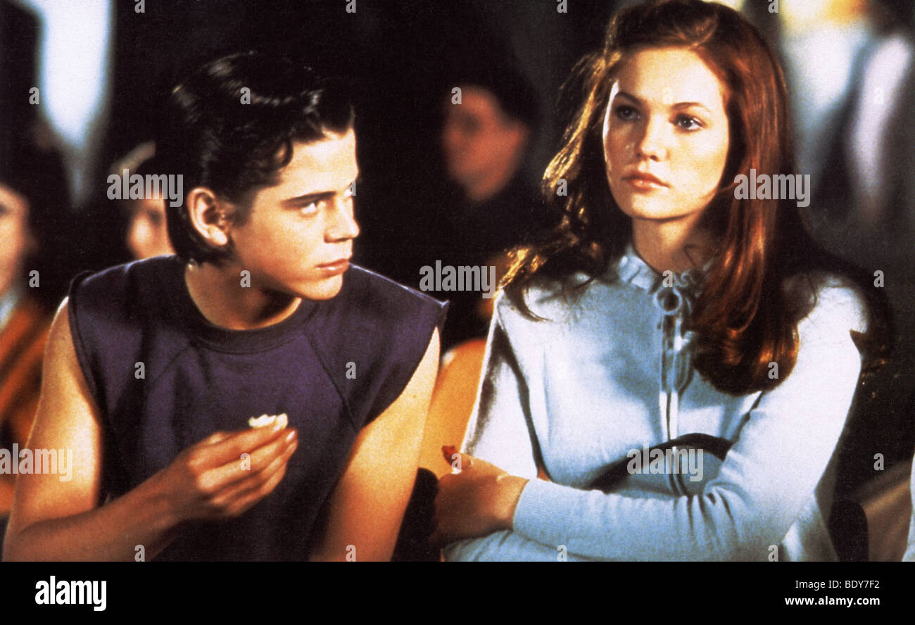 the outsiders 1983 zoetrope film with matt dillon and diane lane
