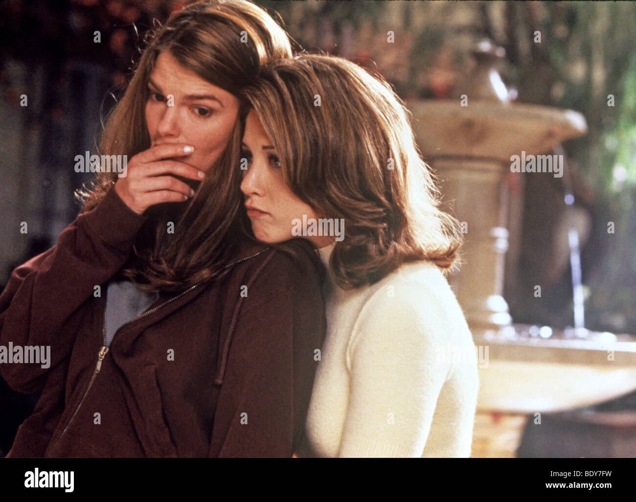 'TIL THERE WAS YOU  - 1990 Rank/Five Arrows film with Jeanne Tripplehorn at left and Sarah Jessica Parker - Stock Image