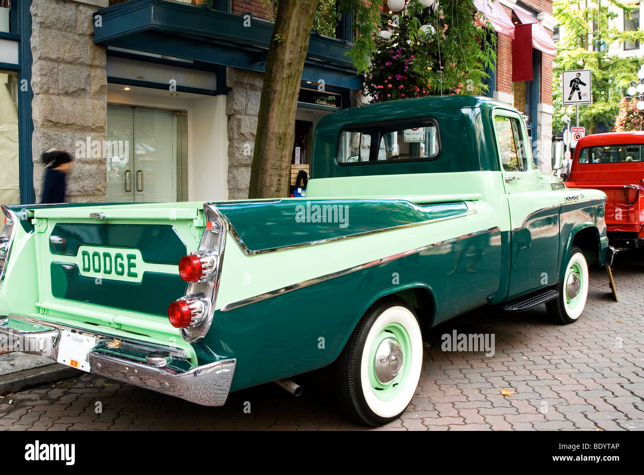 Dodge Truck Stock Photos & Dodge Truck Stock Images - Alamy