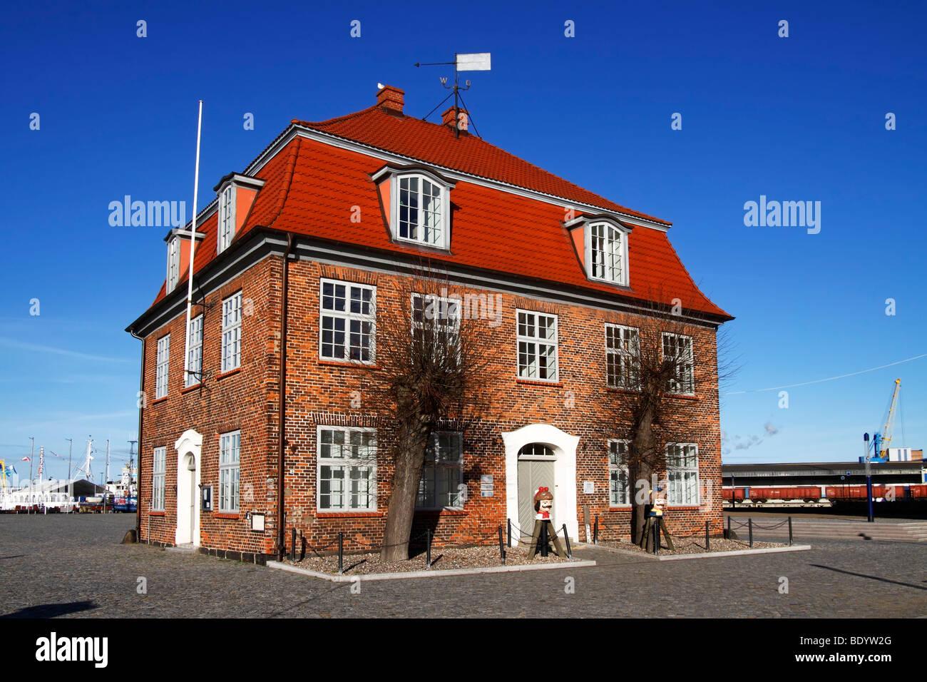 Old Baumhaus / Wismar - Stock Image