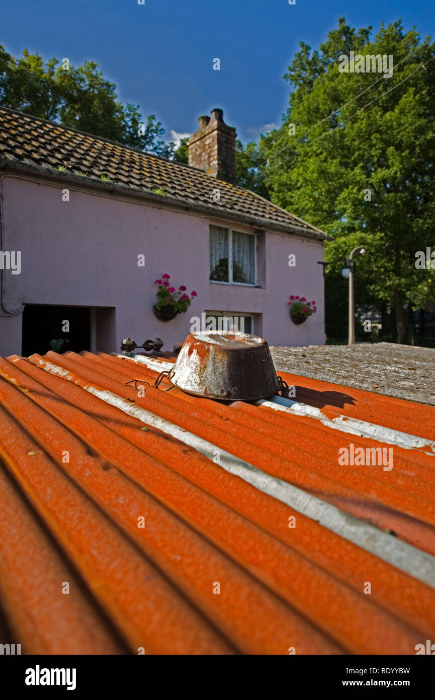 Museum of Welsh Life, St Fagans, Cardiff, Wales, UK Stock Photo