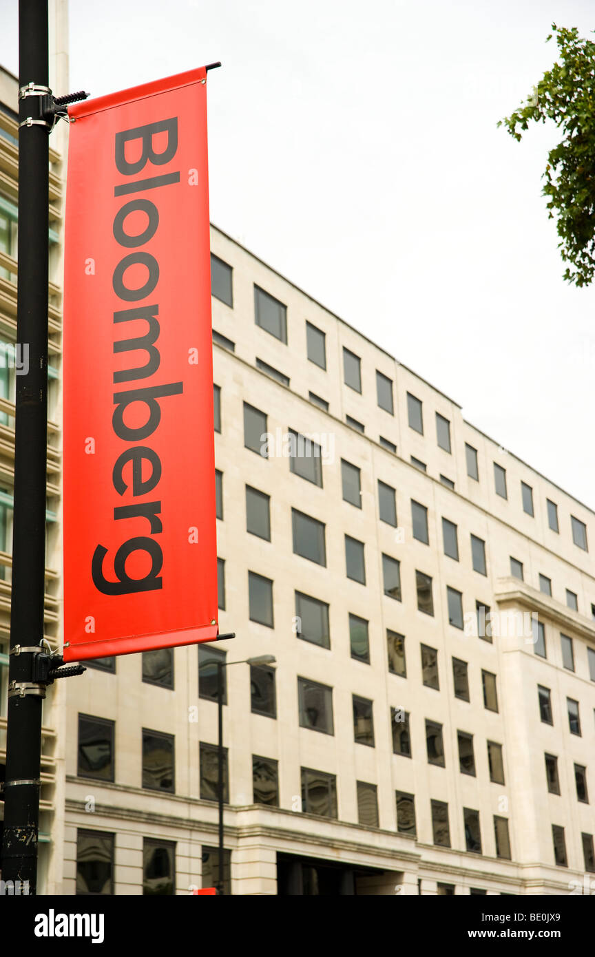 Bloomberg - Stock Image