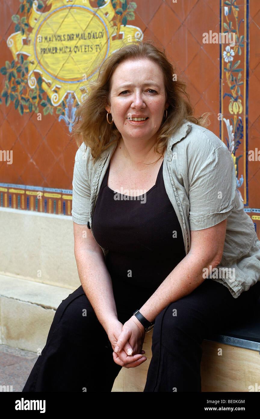 Barbara Nadel, british writer and author Stock Photo