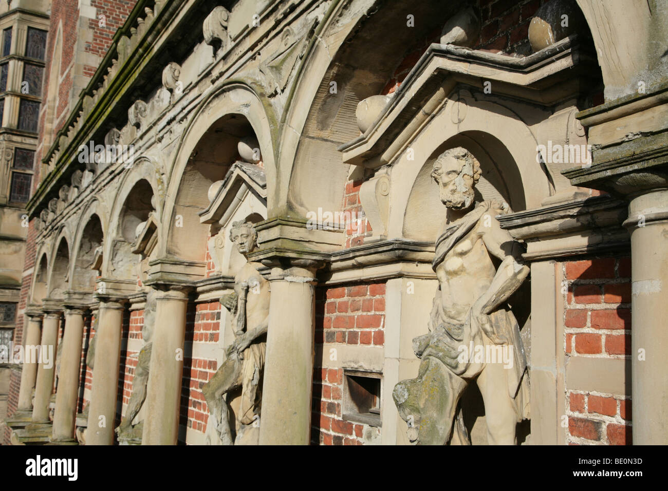 Frederiksborg Castle - Stock Image