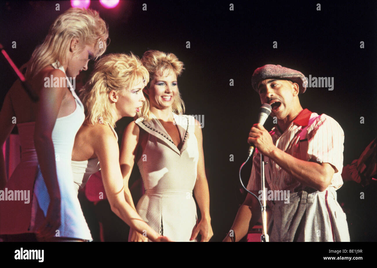 Kid Creole And The Coconuts Stock Photos Amp Kid Creole And