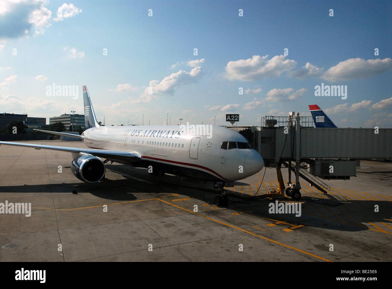 US Airways, Philadelphia - Stock Image