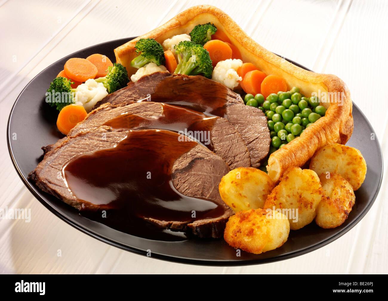 Nice presentation, good portions, did not like the roast beef.