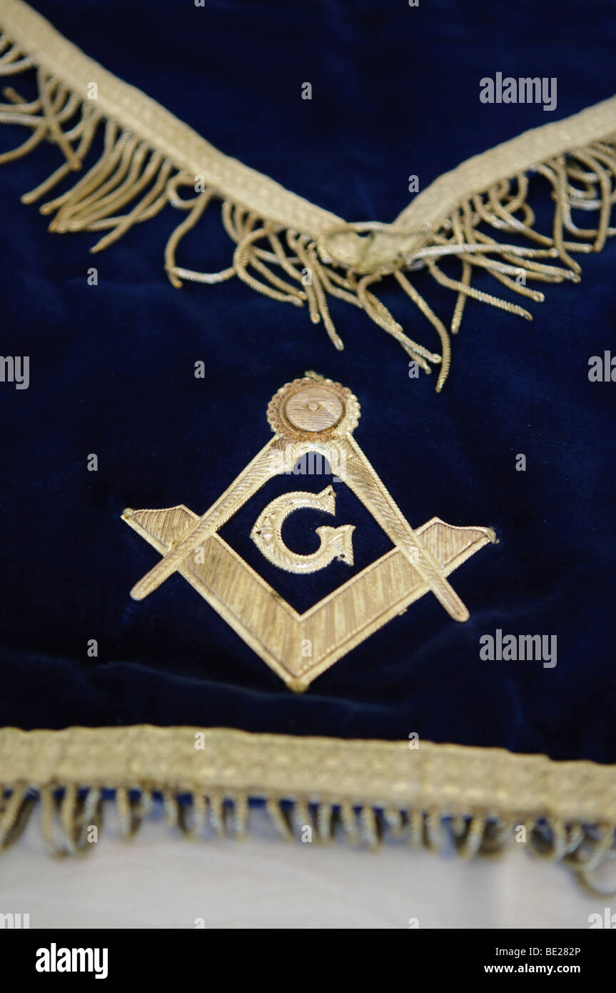 Masonic Symbol Of Set Square Pair Of Compasses And The Letter G