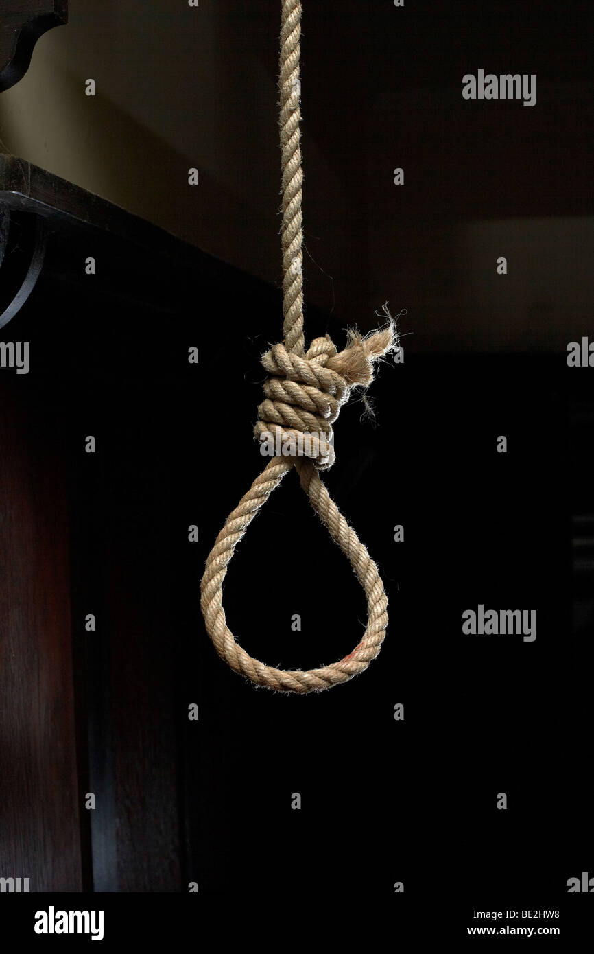 Noose - Stock Image
