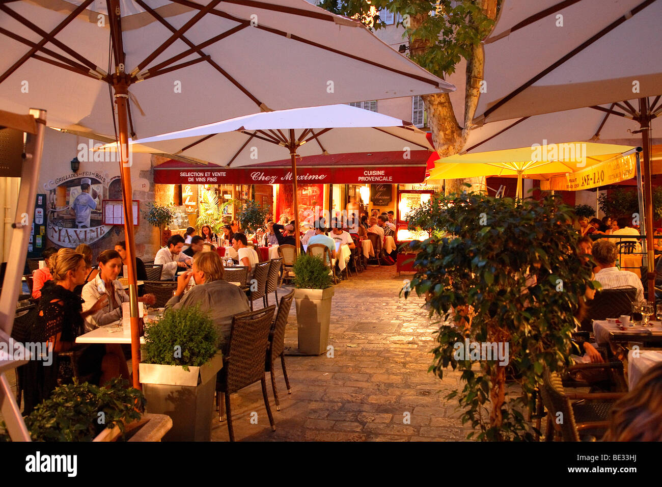 CITY OF AIX EN PROVENCE, BOUCHES DU RHONE, FRANCE - Stock Image