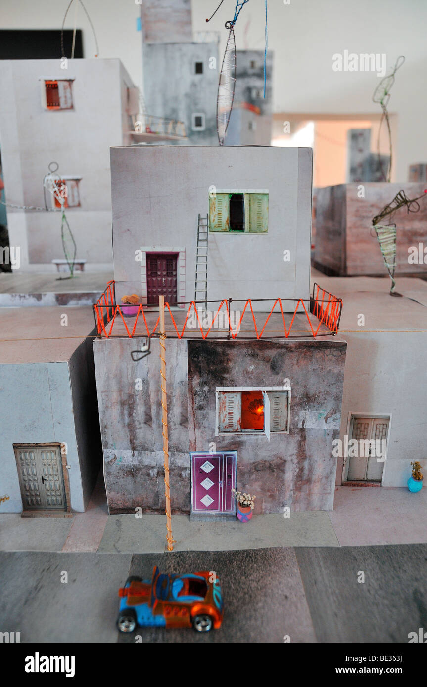 11th Istanbul Biennial from September 12 to November 8, 2009. Under the Motto 'What keeps Mankind Alive?' - Stock Image