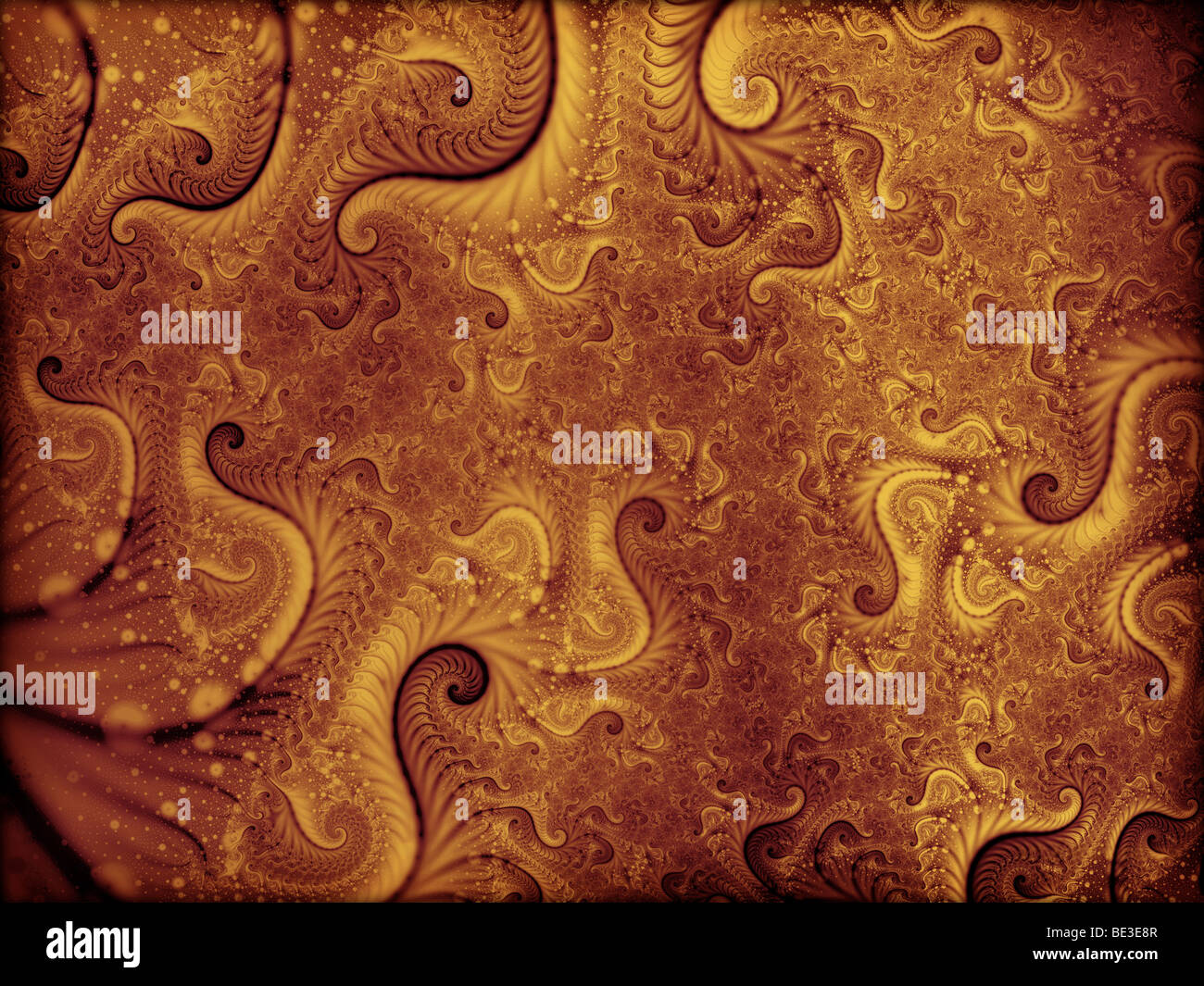 Abstract illustration - Stock Image