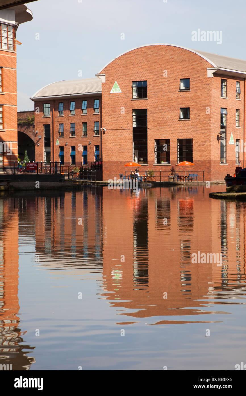 Potato Wharf Castlefield Manchester England Uk Yha